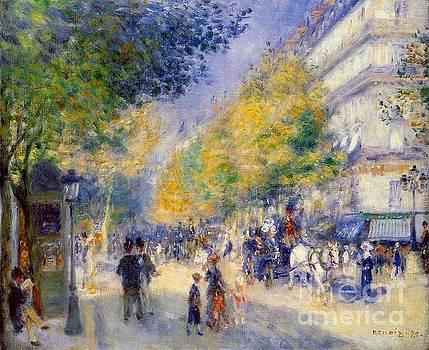 Renoir - The Great Boulevards