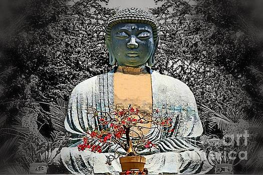 The Great Buddha by DJ Florek