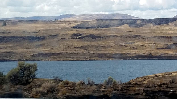 The Great Columbia River by Bret Sheppard
