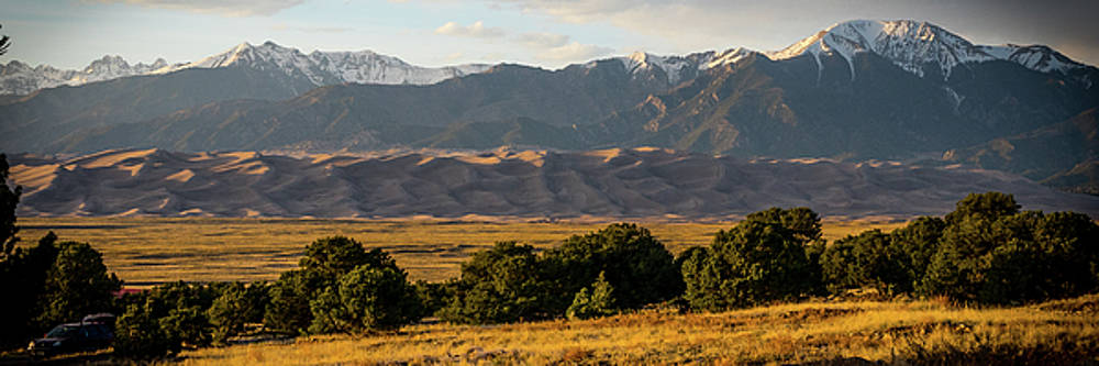 Alan Stenback Photography - The Great Sand Dunes of North America