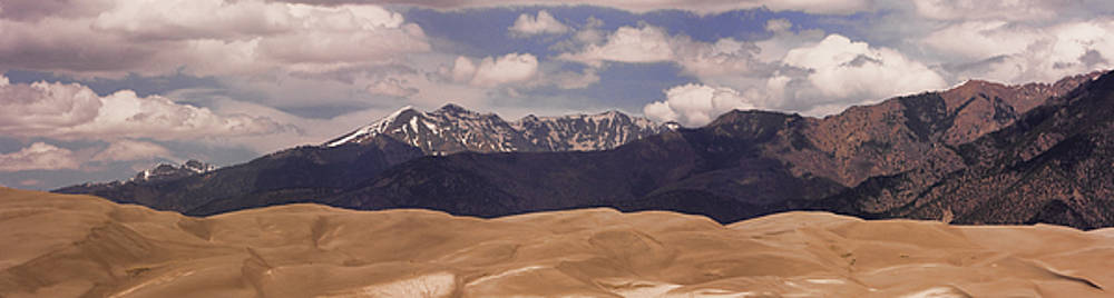 James BO  Insogna - The great Sand Dunes Panorama 1