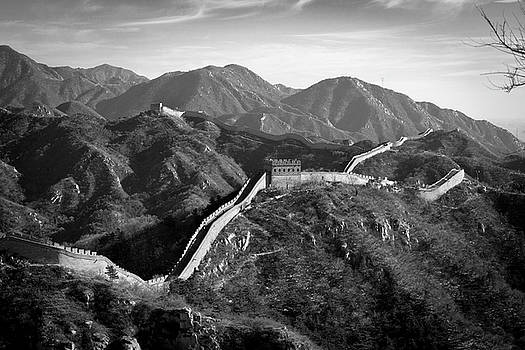 The Great Wall by Erika Gentry