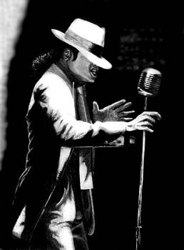 The Greatest Entertainer Ever by Carliss Mora