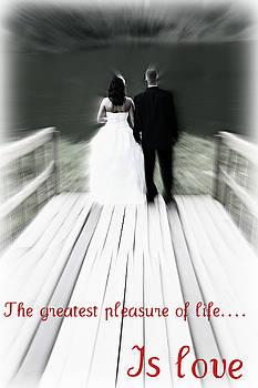 The greatest pleasure of life by Trisha Scrivner