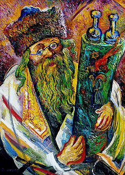 Ari Roussimoff - The Green Beard