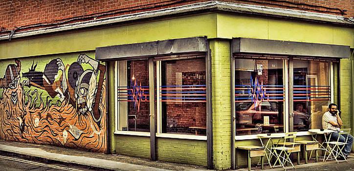 The green cafe by Paul Jarrett