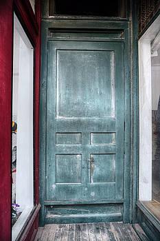 The Green Door by Geoffrey Coelho