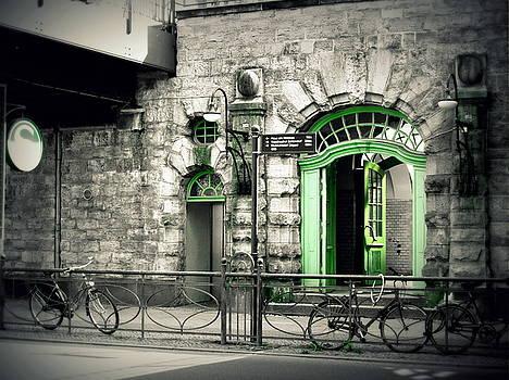 The Green Door by Stephanie Olsavsky