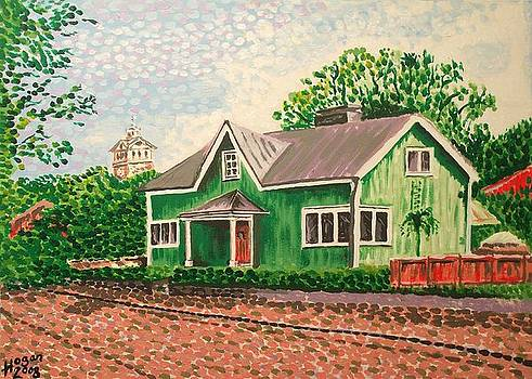 Alan Hogan - The Green House