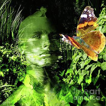 The Green Man by LemonArt Photography