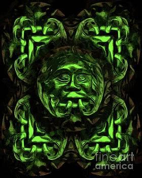 Sarah Kirk - The Green Man
