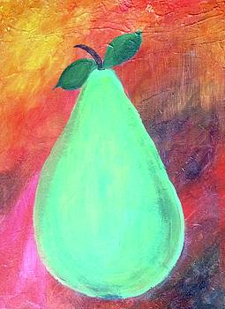 The Green Pear by Phyllis Hollenbeck
