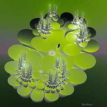 Deborah Benoit - The Green Towers
