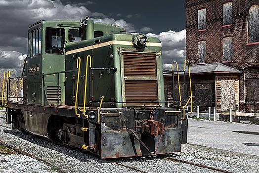 The Grunge Train Rides Again by Wayne King