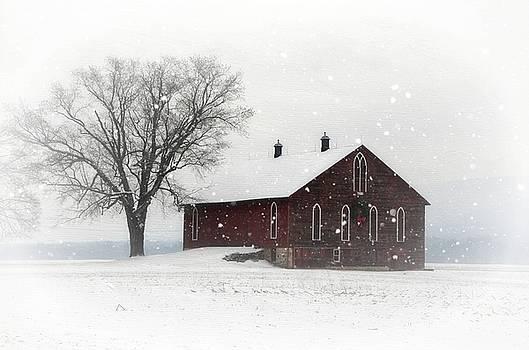 The Guardian of the 1900 Barn by Stephanie Calhoun
