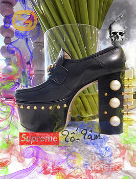The Gucci Supreme shoe 2 by To-Tam Gerwe