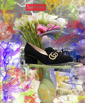 The Gucci Supreme Shoe 4 by To-Tam Gerwe