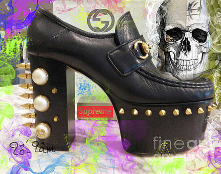 The Gucci Supreme Shoe by To-Tam Gerwe