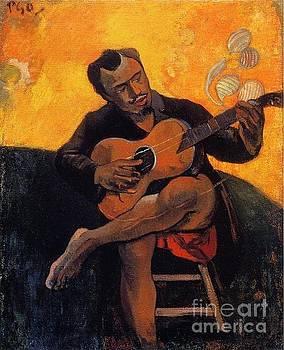 Gauguin - The Guitar Player