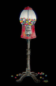 The Gumball Machine by Arline Wagner