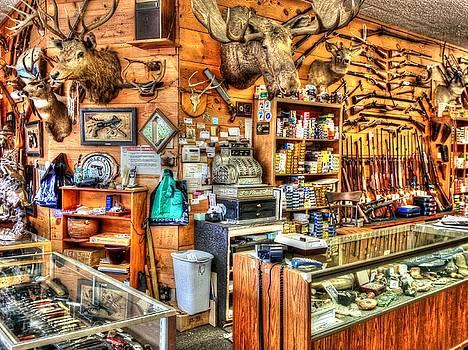 The Gun Store by Lynette McNees