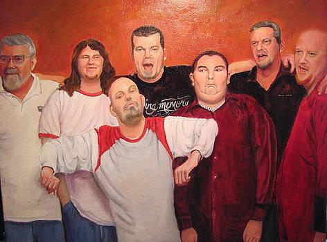 The Gunter Boys by Sheila Gunter