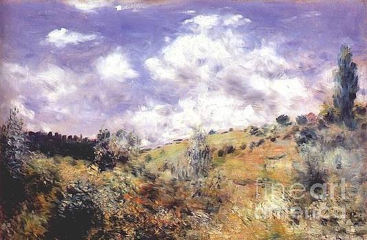 Renoir - The Gust Of Wind