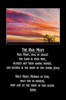 James BO  Insogna - The Hail Mary Prayer