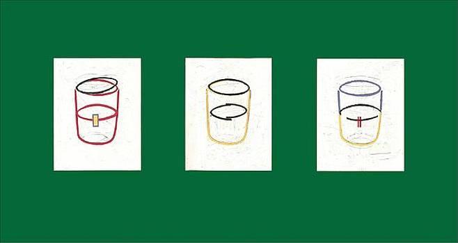 The Half Full Glass by Bob Lavin