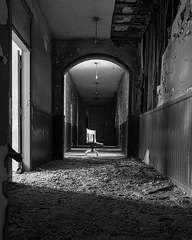 The Hallway by Lindy Grasser