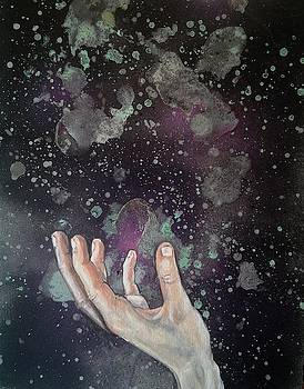 The Hand that Gives is the hand that receives 1 by Nicci Bedson