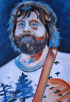 The Hangover Alan Garner by Mikayla Ziegler