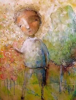The Happy Boy by Eleatta Diver
