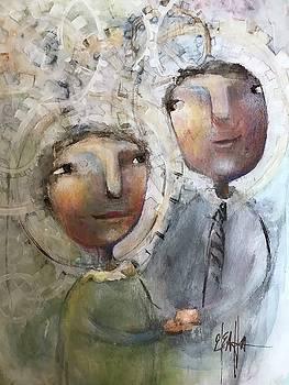 The Happy Couple by Eleatta Diver