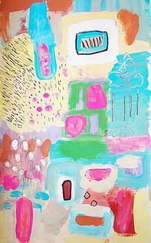 The Happy Home by Kate Delancel Schultz
