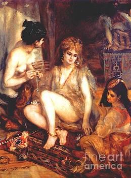 Renoir - The Harem