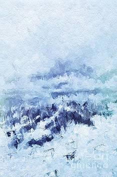 The Harsh Light of Winter by John Edwards