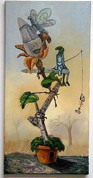 The Harvest by Carlos Rodriguez Yorde