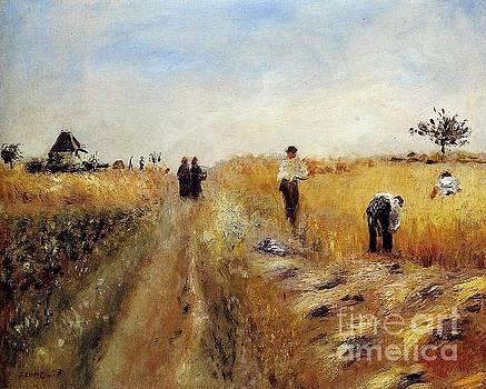 Renoir - The Harvesters