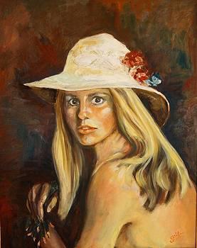 The Hat by Gail Zavala