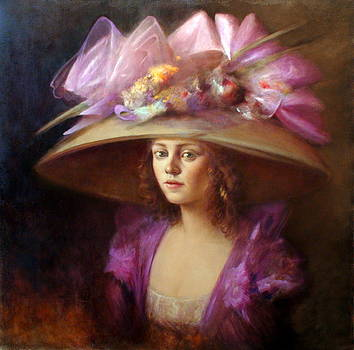 The Hat by Loretta Fasan