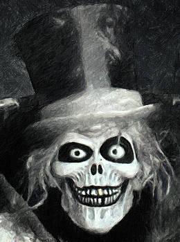 The Hatbox Ghost by Taylan Apukovska