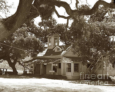 California Views Mr Pat Hathaway Archives - The Hatton dairy house in Carmel Valley  circa 1950