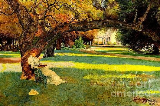 Peter Gumaer Ogden - The Havens Estate Piedmont City of Oakland California 1892