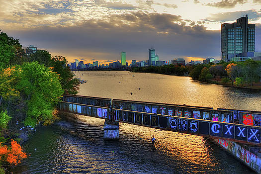 Joann Vitali - The Head Of The Charles - The Regatta - Boston, MA