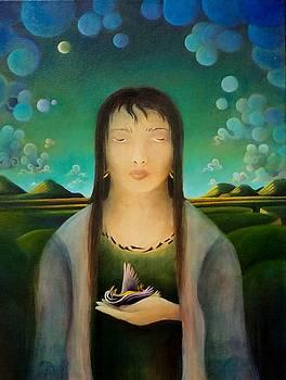 The Healer by Richard Dennis