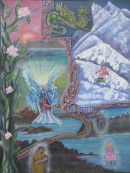 The Healing Path by Mikki Alhart