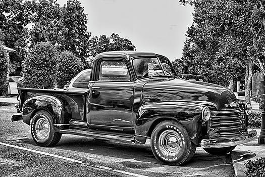 The Heart Beat Since 1950 in HDR Black and White by Frank Feliciano