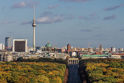 ReDi Fotografie - The heart of Berlin