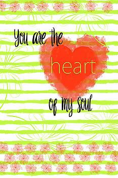 The Heart Of My Soul by Ramona Murdock